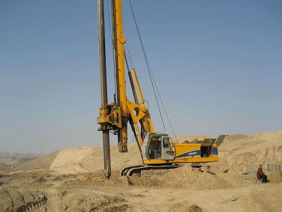 旋挖钻机维修与故障排除方法