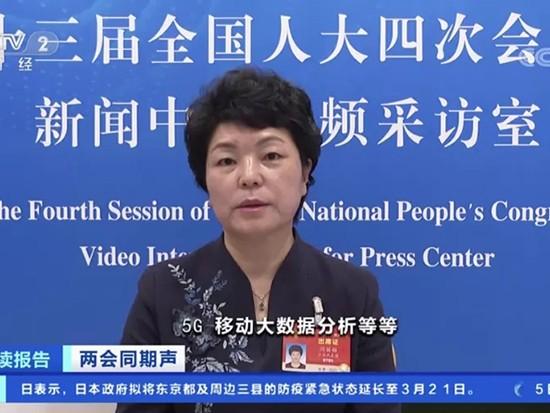 全国人大代表闫丽娟:突破关键核心技术,发展新能源工程机械