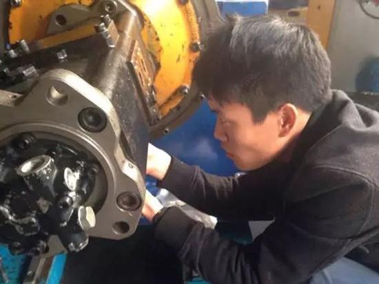 挖机维修大法之液压油高温