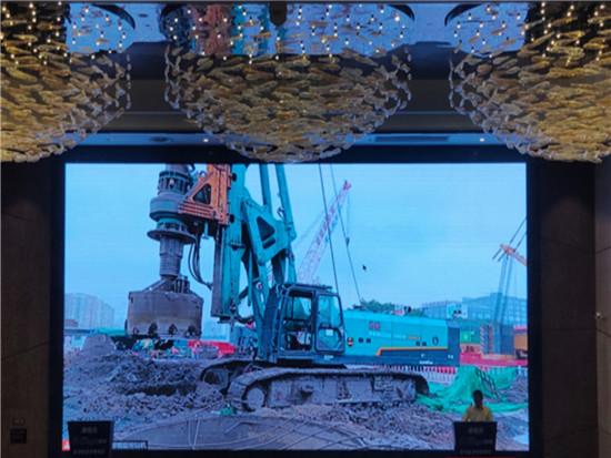 行业引领 山河智能5G智能旋挖钻机实现跨省远程遥控作业