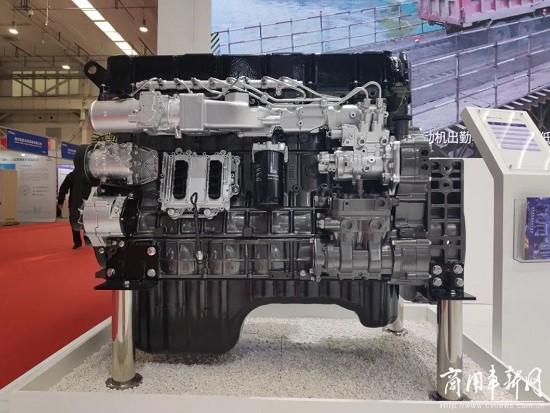 """上汽动力E系列发动机""""迎战""""国六时代"""
