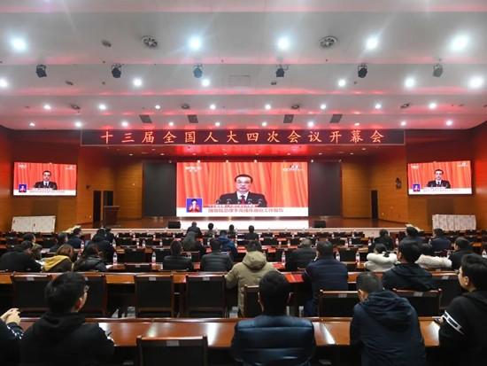 聚焦两会   全国人大代表刘飞香赴京履职,为制造业高质量发展建言献策……