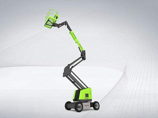 中联重科锂电曲臂式高空作业平台ZA14JE-Li产品介绍