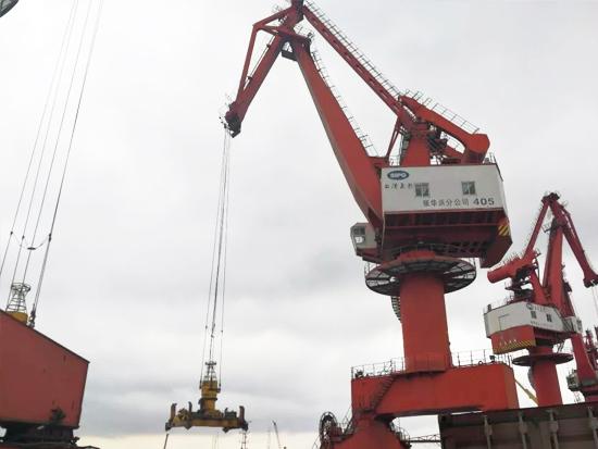 MQ4035门座式起重机增加全自动吊具功能技术改造