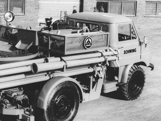 混凝土机械开山鼻祖,简述施维英发展史,搅拌车和车载泵的发明者