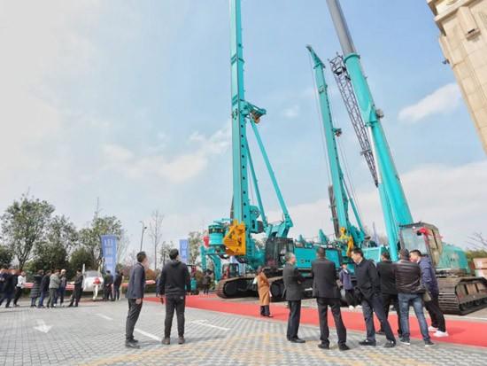 现场签约超5亿 山河智能客户交流会杭州站敲响行业首季强音