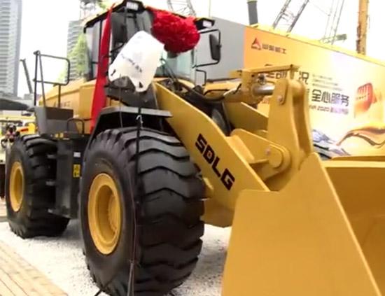 山东临工L968H-HST装载机亮点介绍