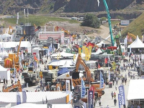 英国采石及矿业展览会Hillhead推迟到2022年