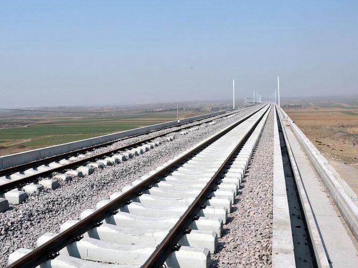 淮阜城際鐵路兩段先行工程開工建設