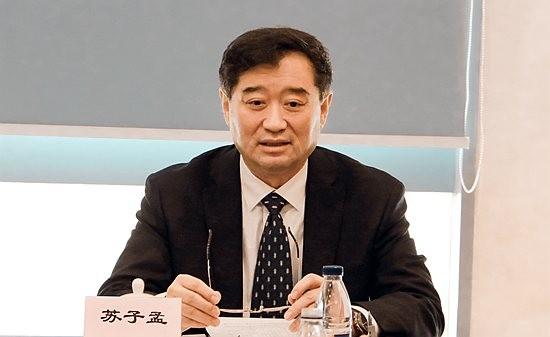 蘇子孟:工程機械行業發展形勢與當前主要工作