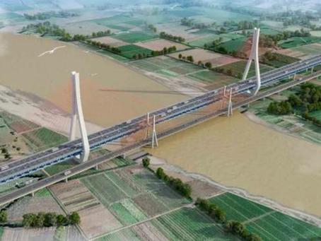 濟南黃河公路大橋擴建工程開工在即