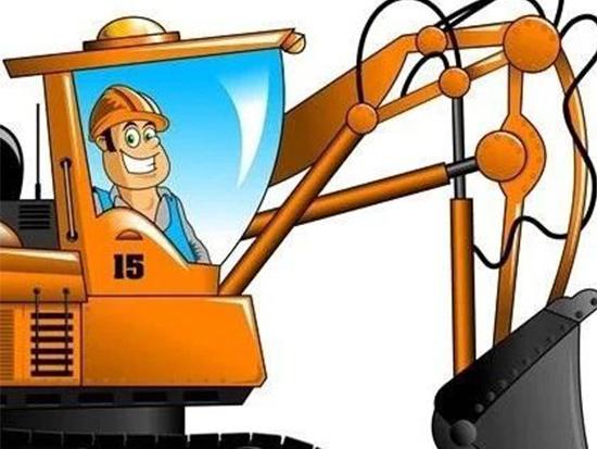 挖掘機保養維修小知識
