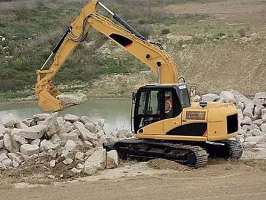挖掘機換機油的幾點常識