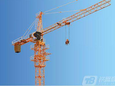 塔式起重机维保作业风险