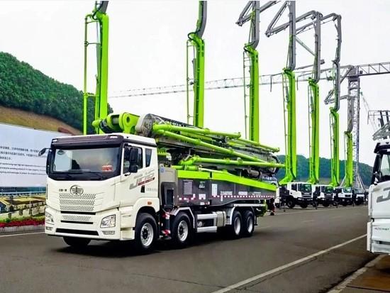 中联新款62米泵车,你觉得怎么样?