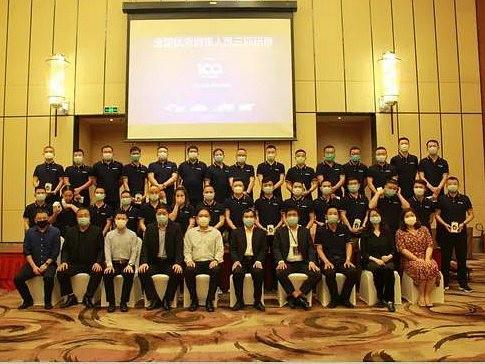 小松(中国)代理店三亚研修表彰之旅成功举办