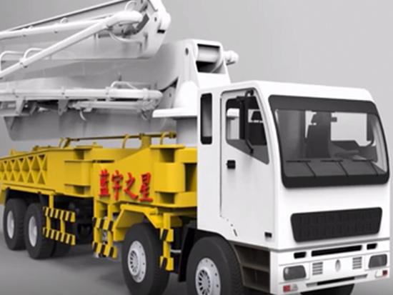 多年的疑问,混凝土输送泵车到底如何运作的,看完瞬间恍然大悟