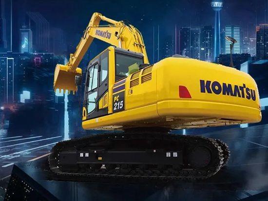 省油省力,耐劳耐造,详解为中国量身定制的小松PC215-10M0挖掘机