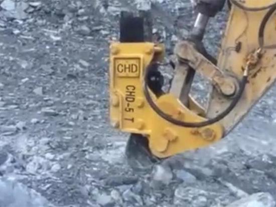 破碎锤与松土器合体,会是啥产物