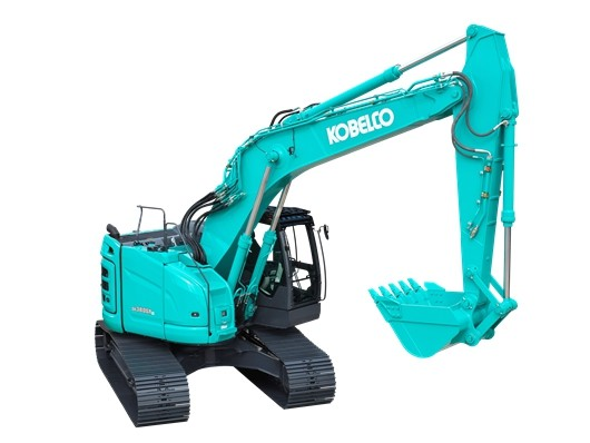 神钢推出短半径挖掘机