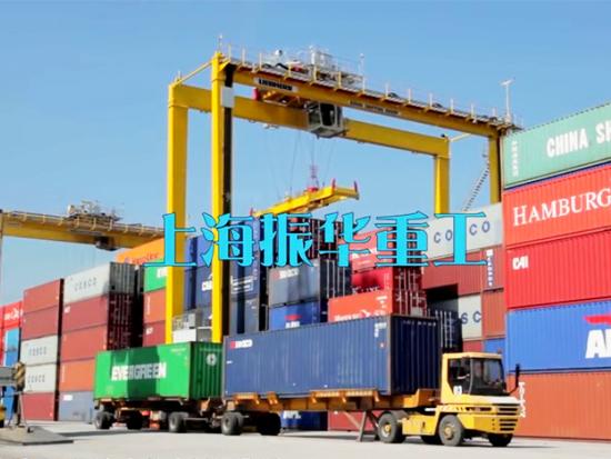 中國龍門吊究竟有多難?為何各國不仿制?幾乎全球都用中國制造