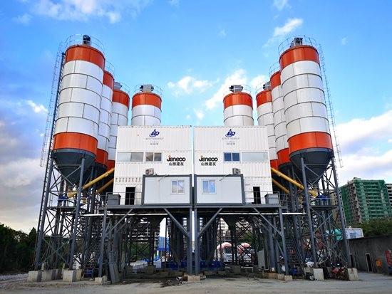 山推建友产品应用菲律宾马尼拉海滨南岸建设