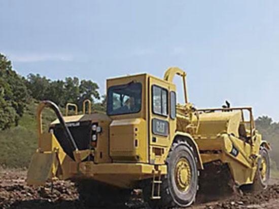 卡特彼勒637G轮式自行式铲运机怎么样