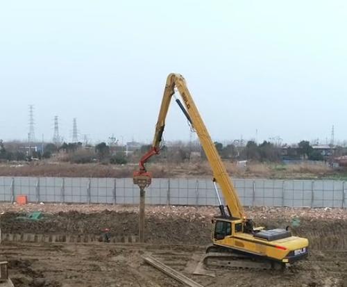 【新品推荐】山东临工E6600FP打桩机