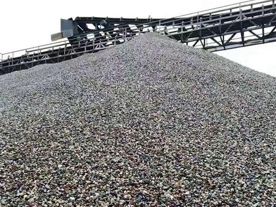 中国砂石行业的发展趋势分析