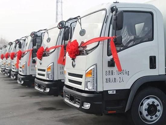 污染防治效果显著,济南再次引入宇通新能源环卫车