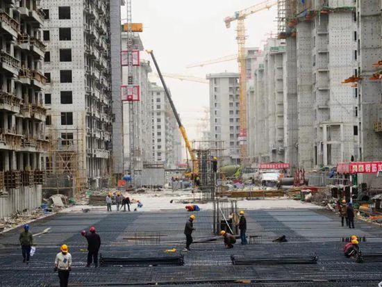 雄安大规模建设正全面提速,120多个重大项目同步推进