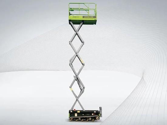 中联重科履带剪叉式高空作业平台