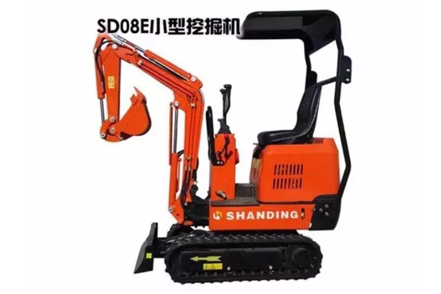 小型挖掘机的养护(一期)---正确的清洗挖掘机