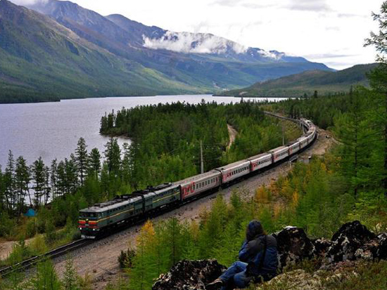 俄罗斯开工修建贝阿铁路第二支线