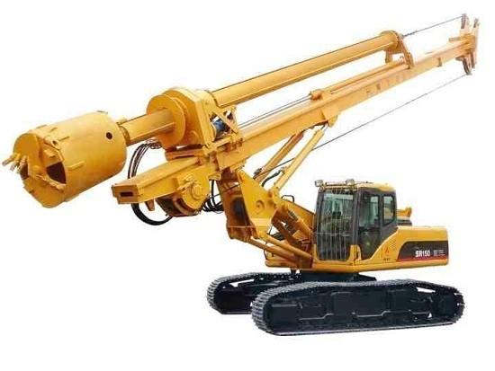 旋挖钻机的液压油问题