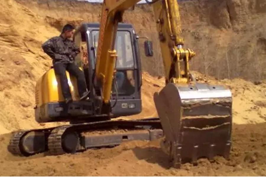 你未必全知道,挖掘机的日常工作有这些省油高效的技巧!