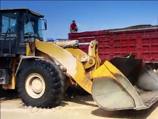 让山工机械装载机不断优化改进,他功不可没,这才叫匠心!