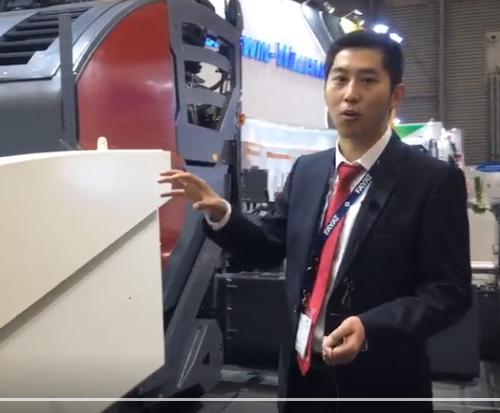 """戴纳派克SD2550CS大型沥青摊铺机成为行业""""大招"""""""