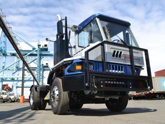 【卡尔玛热点新闻】卡尔玛再次赢得美国SSA Marine公司码头牵引车订单