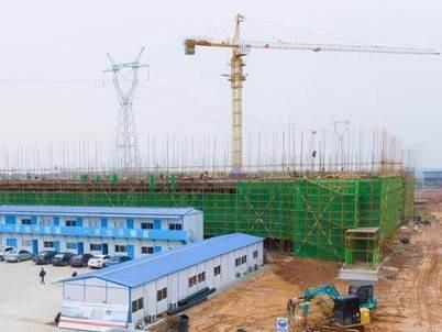 湖南工程机械配套园12个在建项目加速推进
