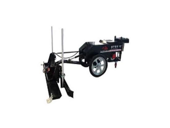 解析混凝土地面摊铺机减震器的维修保养