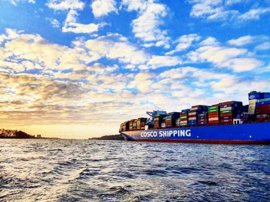 中远海控2021年一季度净利154.50亿!同比暴增5191%!