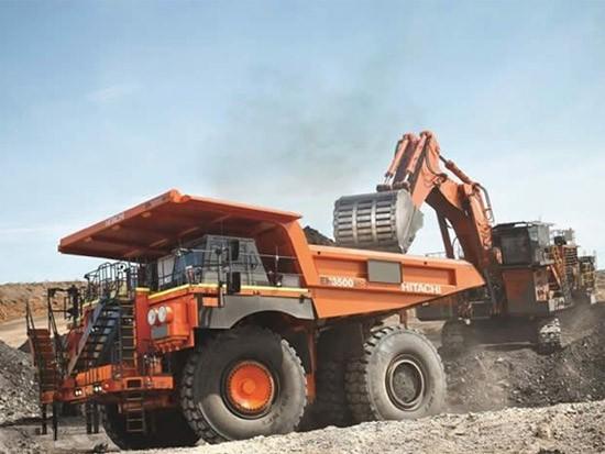 Terrafame购置日立矿用设备