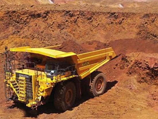 西澳Iron Valley铁矿的HD1500-8