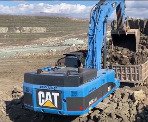 有了这样的工程机械 土方作业效率大大提高