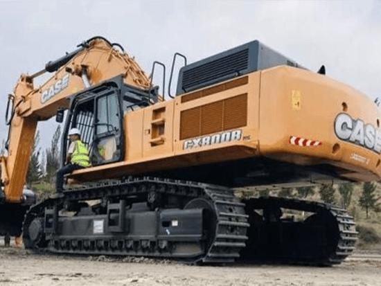"""凯斯CX800B ME挖掘机在手,万山皆可""""盘""""!"""