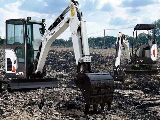 山猫微挖与滑移小设备,实力打动人心!