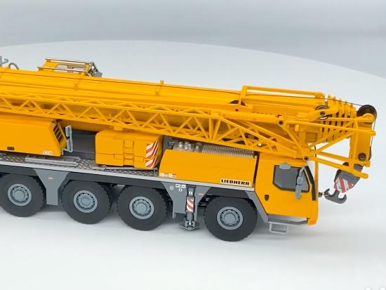 康拉德 Conrad 利勃海尔 LTM 1110-5.1 起重机模型