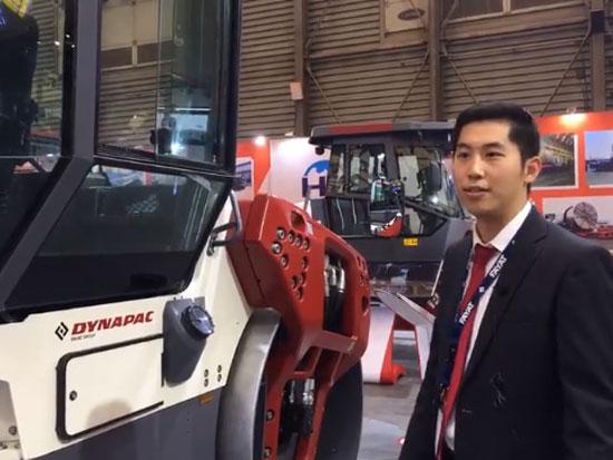 """戴纳派克CC6200VI双钢轮压路机成为行业""""爱宠"""""""