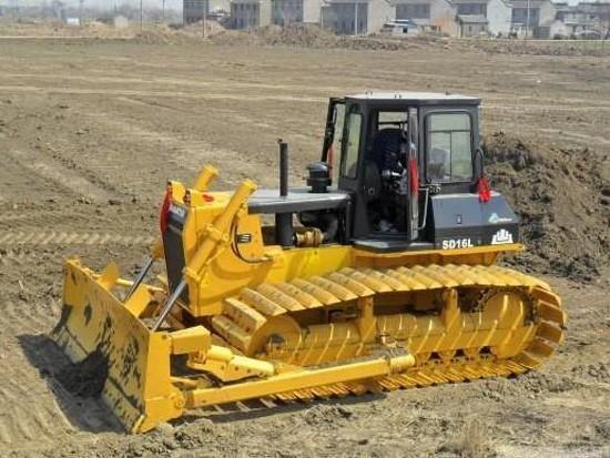 关于推土机那些很实用的施工技巧